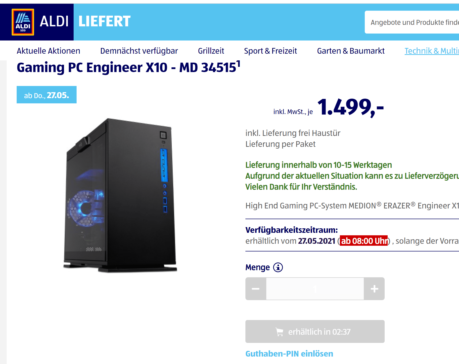 2021-05-27 07_57_23-Gaming PC Engineer X10 - MD 34515 _ ALDI liefert.png