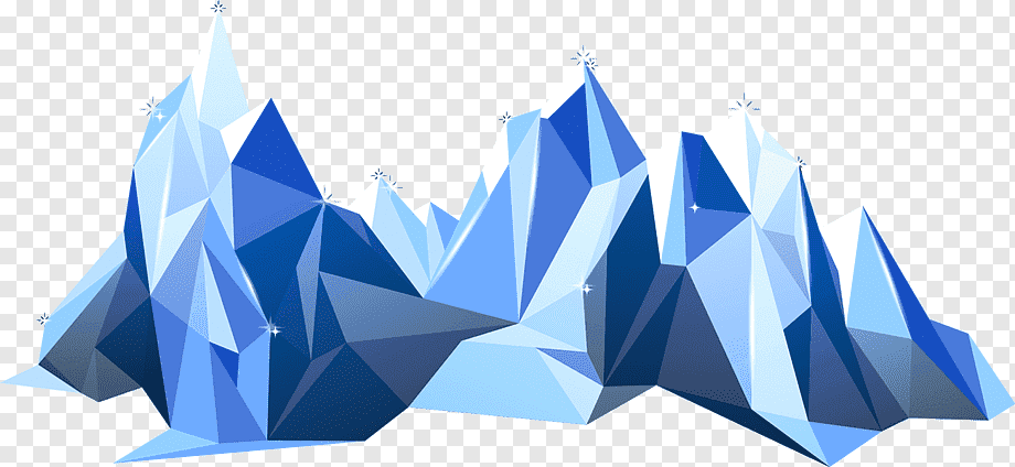png-transparent-snow-covered-mountain-illustration-polygon-mountain-geometry-landscape-geometr...png