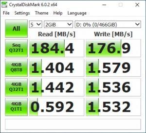 Seagate BarraCuda Pro 500GB 2,5