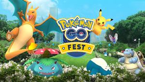 Pokémon Go Sommerfestival 2017