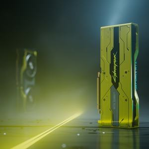 NVIDIA GeForce RTX 2080 Ti Cyberpunk 2077 Special Edition
