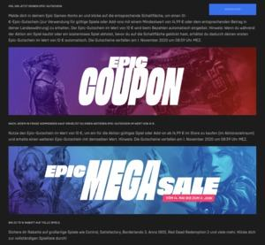 Mega Sale 2020