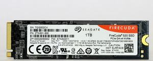 Seagate FireCuda 520 SSD Review
