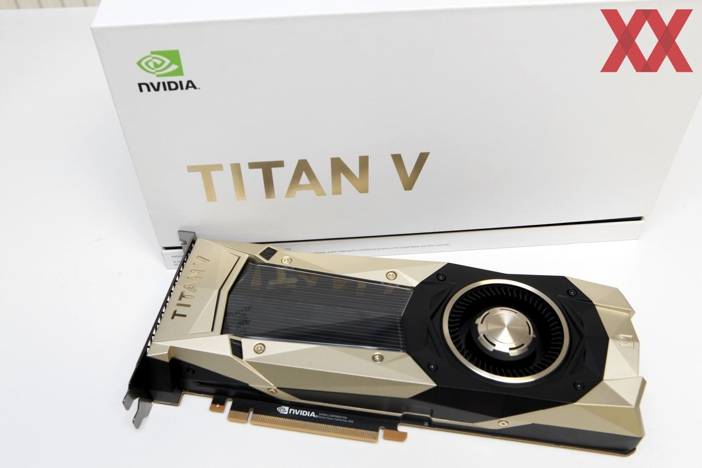 NVIDIA Titan V: Volta-Architektur im Gaming-Test - Hardwareluxx
