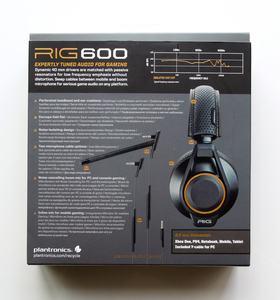 Plantronics RIG600