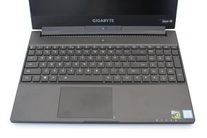 Gigabyte Aero 15X mit NVIDIA GeForce GTX 1070 Max-Q