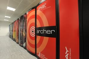 ARCHER UK National Supercomputing Service