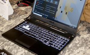 ASUS TUF Gaming A15 auf der CES 2020