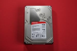 Toshiba X300 6 TB