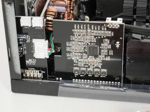 Thernaltake Toughpower PF1 ARGB 850W Platinum - MCU für APFC-Steuerung