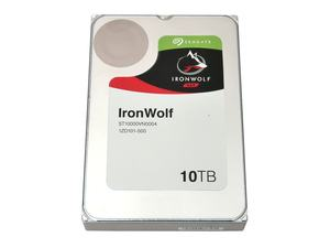 Seagate IronWolf 10TB