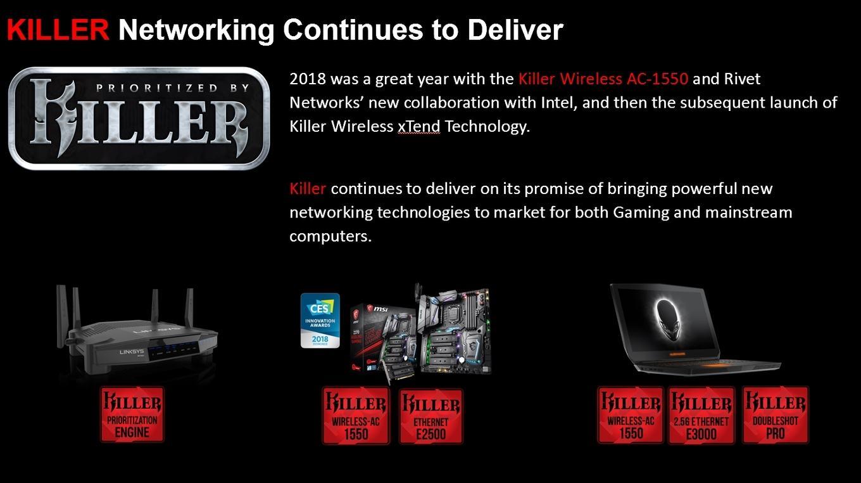 Hardwareluxx Galerie - Rivet networks killer e3000