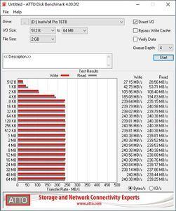 Seagate IronWolf Pro 16 TB Benchmarks 2