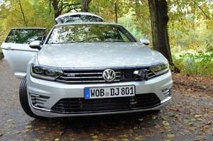 VW Passt GTE Variant im Test