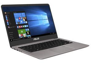 Im Innern des ZenBook UX3410 setzt ASUS auf Kaby-Lake-Prozessoren und wahlweise eine GeForce 940MX