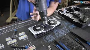 Kühler der GeForce-RTX-Founders-Editions (Quelle: GamersNexus)