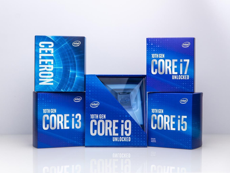 Intel 10. Generation der Core-Prozessoren