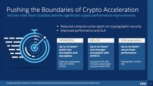 Intel 3rd Gen Xeon Scalable Security