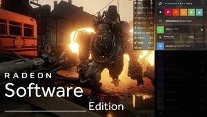 AMD Radeon Software Crimson ReLive Redux mit OSD