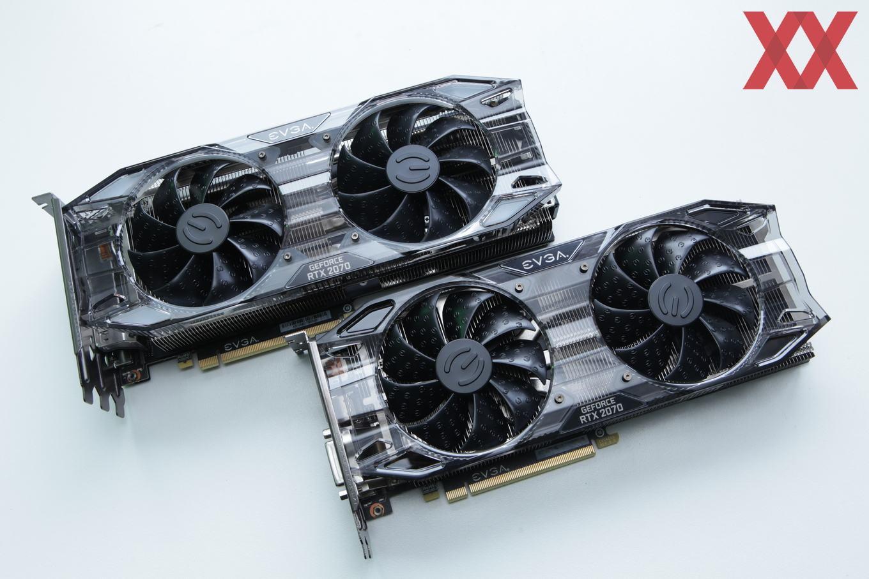GeForce RTX 2070 von EVGA im Doppeltest - Hardwareluxx
