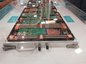 Informationen zum Perlmutter-Supercomputer (Bild: TomsHardware)