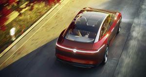 VW I.D. VIZZION (Bild: Volkswagen)
