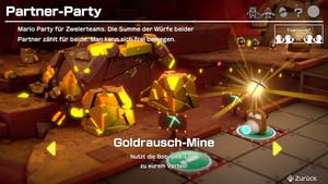 Screenshots zu Super Mario Party