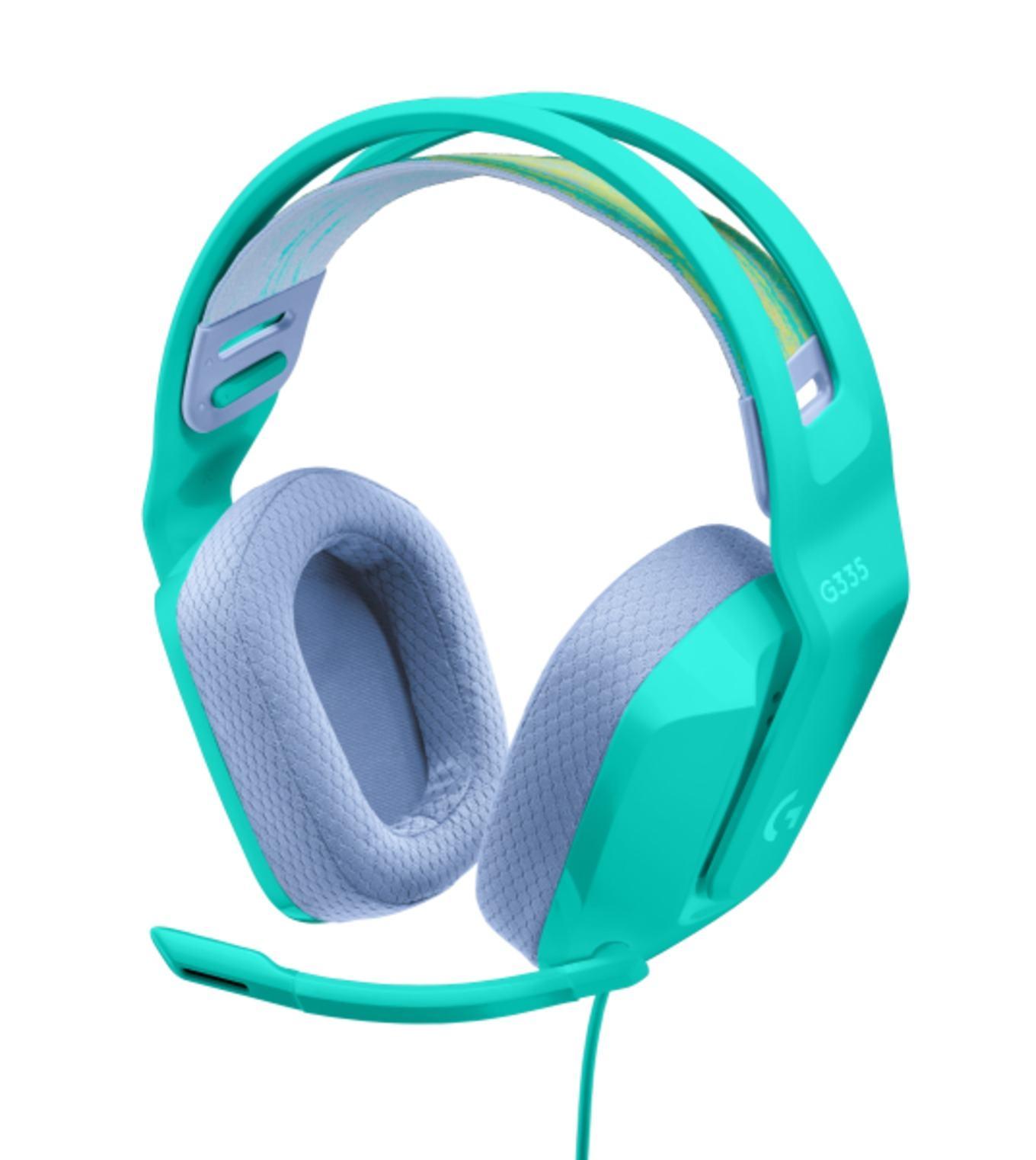 Logitech Headset & Maus