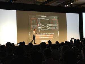 Snapdragon 855, X50-Modem sowie die dazugehörigen Antennen erfordern viel Platz im Innern des Smartphones