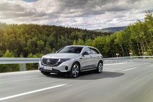 Mercedes-Benz EQC (Bild: Mercedes-Benz)
