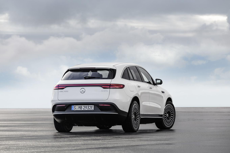 Mercedes-Benz EQC - Der neue Weg