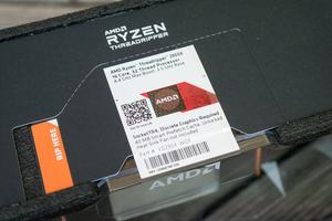Unboxing des Ryzen Threadripper der 2. Generation