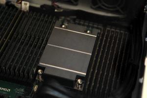 Server mit AMD Naples auf dem RYZEN Tech Day