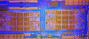 AMD RYZEN 7 Die und Verpackung