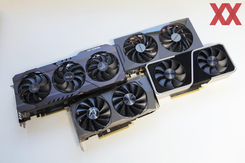 Modelle der NVIDIA GeForce RTX 3060 Ti