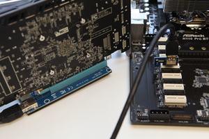 PCI-Express-Riser