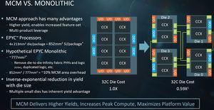 AMD zu den Epyc-Prozessoren auf der Hot Chips