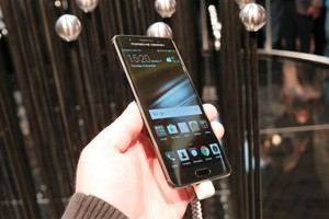 Porsche Design Huawei Mate 9 im Hands-on