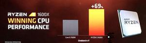 Videocardz - Folien zu AMD RYZEN 5 und RYZEN 3
