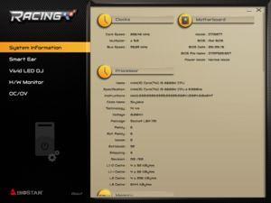 Das Racing-GT-Utility im Überblick.