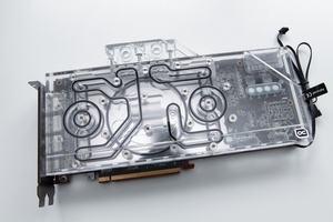 Alphacool Eisblock Aurora Acryl GPX-A Radeon RX 6800/6800XT/6900XT