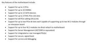 Intel Skylake-EP-Plattform Purley im Open Compute Project