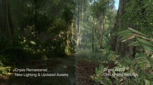 Crysis Remastered Tech-Trailer