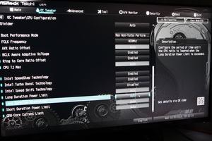 BIOS des ASRock Taichi Z390
