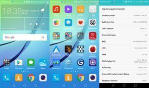Bekannte Optik: Das nova liefert Huawei mit Android 6.0 und EMUI 4.1 aus
