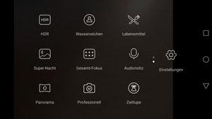 Die Kamera-Modi des Huawei nova