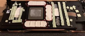 NVIDIA Titan RTX mit neuen Wärmeleitpads