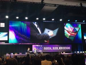 Intel-Keynote auf der CES 2020