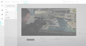 Die Software des Alienware M15 R3