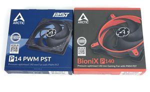 Arctic BioniX P140 und P14 PWM PST